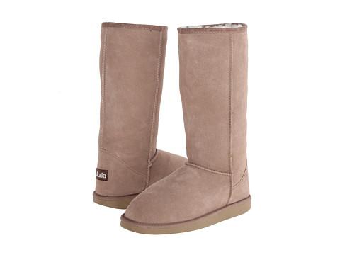 Ukala Sydney - Sydney High (Taupe) Women's Boots