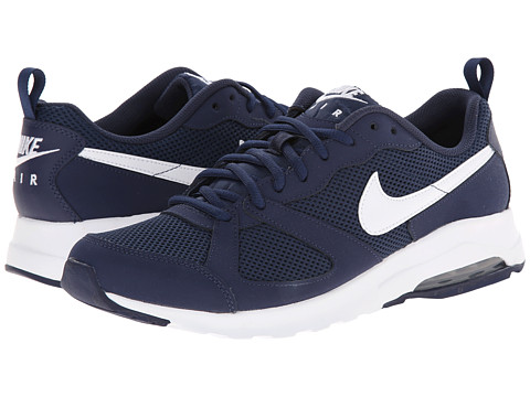 Nike - Air Max Muse (Midnight Navy/White) Men's Shoes