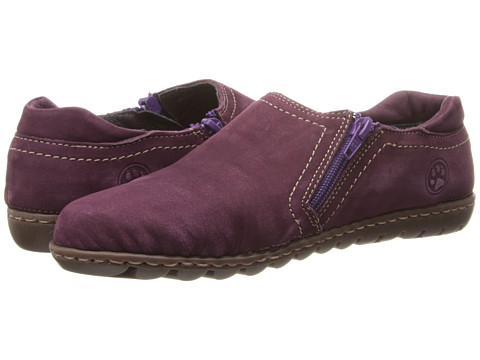 Lobo Solo - Monet (Purple Leather) Women's Shoes