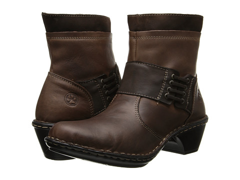 Lobo Solo - Rabecca (Cognac/Dark Brown Leather) Women