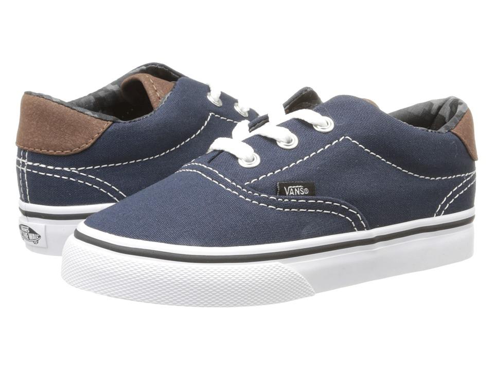 Vans Kids - Era 59 (Toddler) ((C&L) Total Eclipse/Camo) Kids Shoes