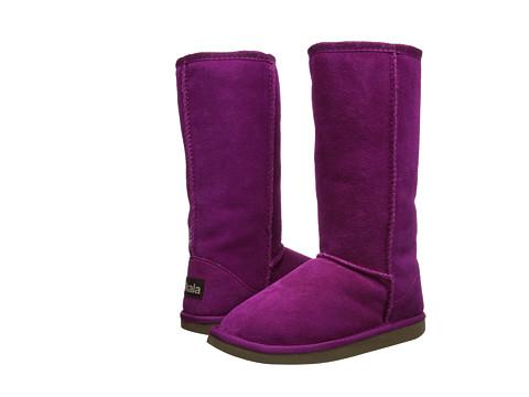 Ukala Sydney Kids - Sydney High (Toddler/Little Kid/Big Kid) (Fuchsia) Girls Shoes