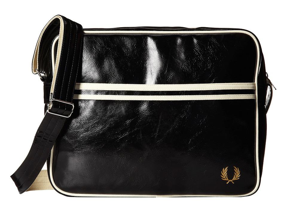 3ba64dde16ac 5034604043366. Fred Perry Classic Shoulder Bag (Black) Bags