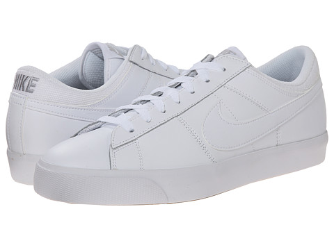 Nike - Match Supreme (White/Gum Light Brown/Wolf Grey/White) Men's Shoes