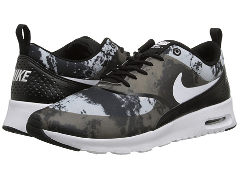 Nike - Air Max Thea (Black/Dark Grey/White) Women's Shoes