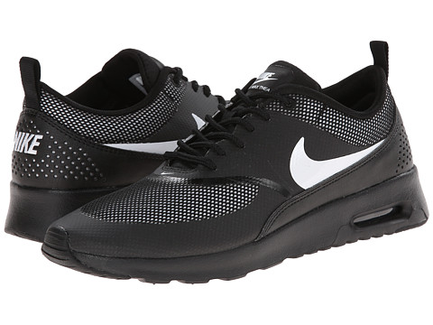 Nike - Air Max Thea (Black/White) Women's Shoes