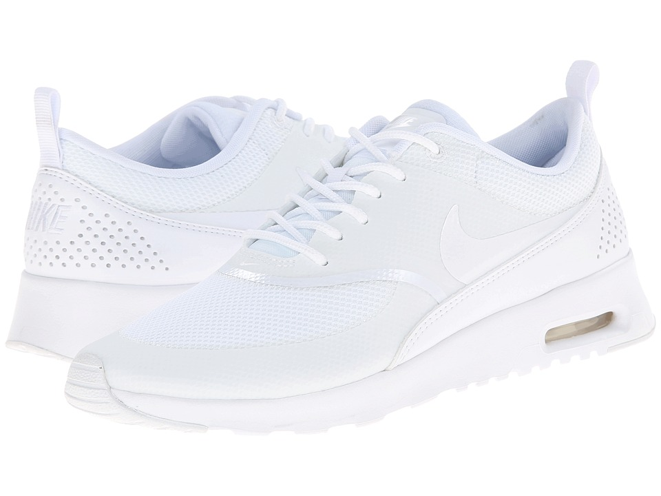 Nike - Air Max Thea (White/White) Women's Shoes