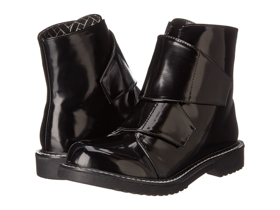 Shellys London - Bastelli (Black Box PU) Women's Boots