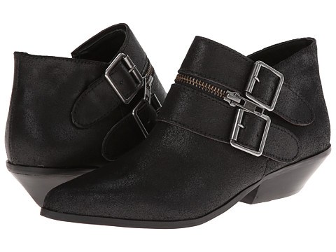 Shellys London - Comparni (Black Cracked Leather) Women