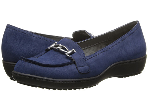 Aerosoles - Pine Grove (Navy) Women's Slip on Shoes