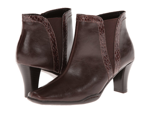 Aerosoles - Cintral City (Dark Brown) Women's Boots