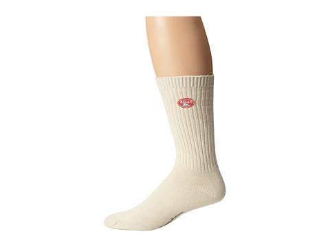 Tommy Bahama - Island Hopper Crew Socks (Cream) Men's Crew Cut Socks Shoes