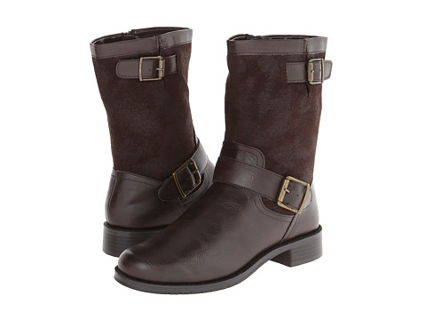 Aerosoles - Slow Ride (Dark Brown) Women's Boots
