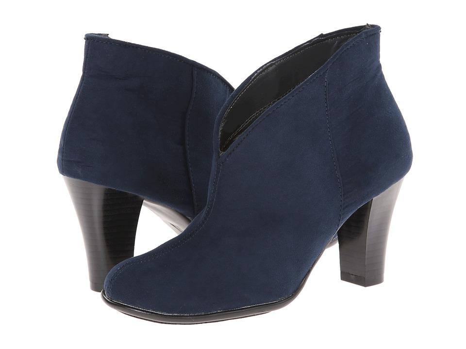 A2 by Aerosoles - Gold Role (Dark Blue) Women's Boots