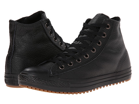 Converse - Boot Mid (Black) Lace-up Boots