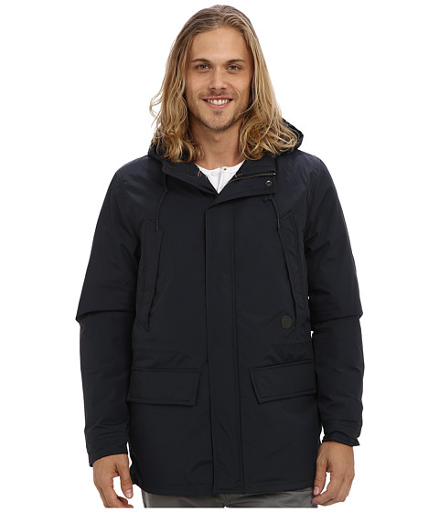 Volcom - Glacial Jacket (Black) Men's Coat