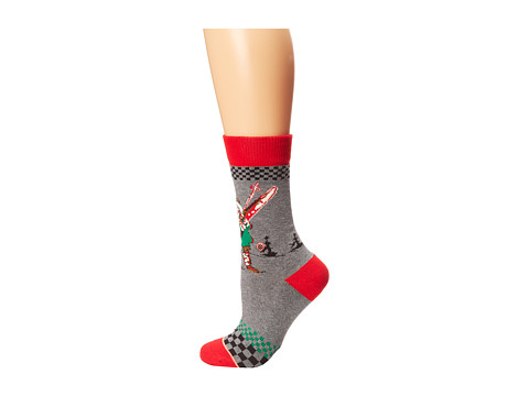 Stance - Oh Christmas Tree (Grey Heather) Women