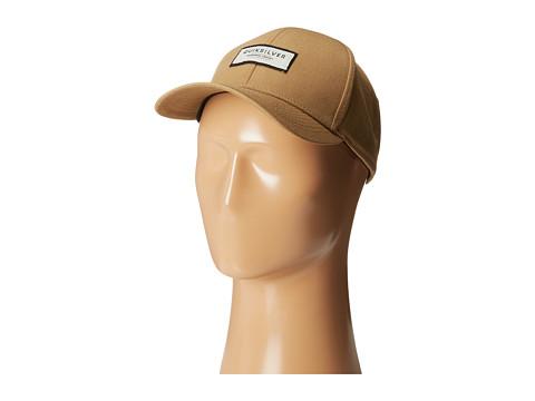 Quiksilver - Months Hat (Khaki) Baseball Caps