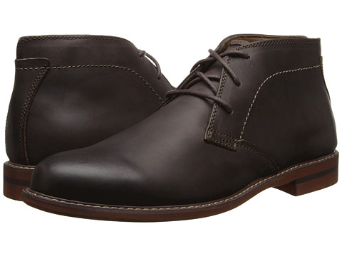 Florsheim - Doon Chukka Boot (Dark Brown Crazy Horse) Men