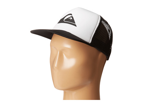 Quiksilver - Snapper Hat (Black) Baseball Caps