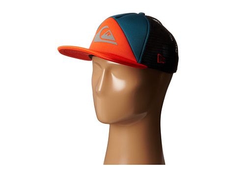 Quiksilver - New Wave Hat (Moroccan Blue) Baseball Caps