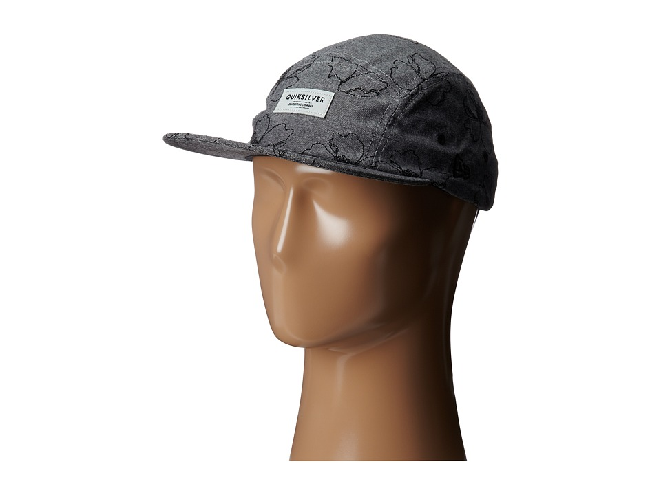 Quiksilver - Staycation Hat (Black) Baseball Caps