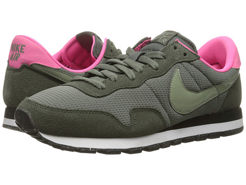 Nike - Air Pegasus '83 (River Rock/Pink Power/Black/Jade Stone) Women's Shoes