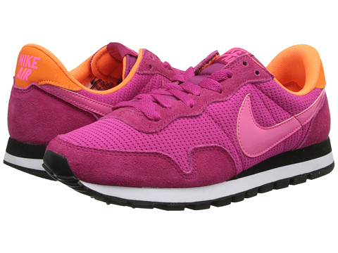Nike - Air Pegasus '83 (Fireberry/Total Orange/Black/Pink Power) Women's Shoes