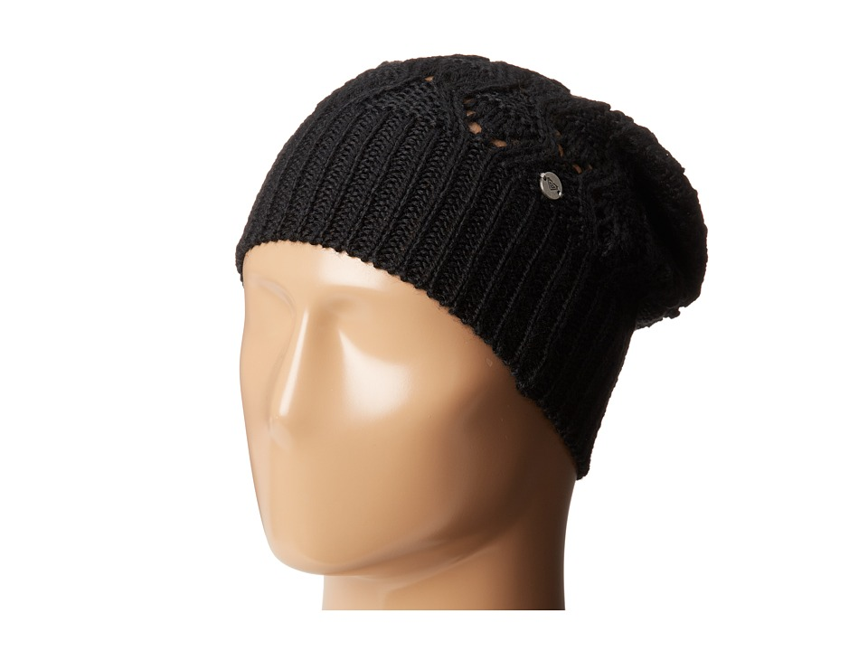 Roxy - Out To Sea Beanie (True Black) Beanies