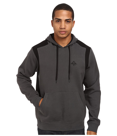 L-R-G - LFTD Pullover Hoodie (Dark Charcoal) Men