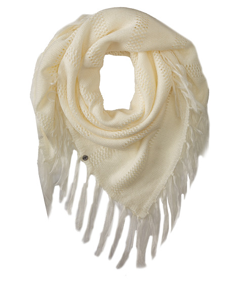 Roxy - Snuggle Knit Scarf (Sea Spray) Scarves