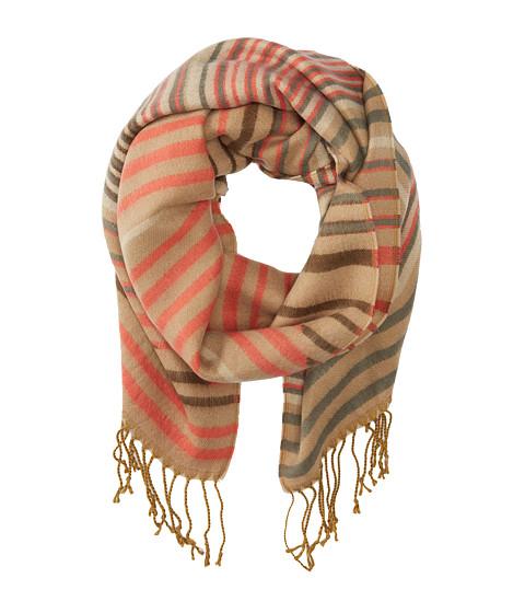 Roxy - Warm Heart Woven Jacquard Scarf (Lark) Scarves