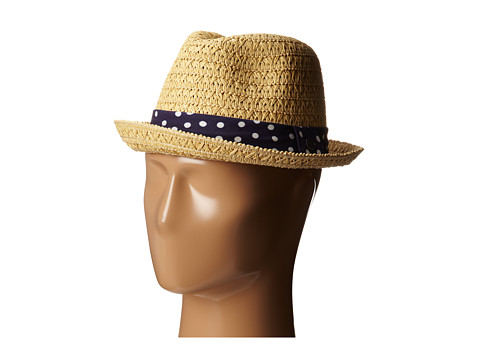 Roxy - Solar Rays Straw Hat (Lark) Traditional Hats