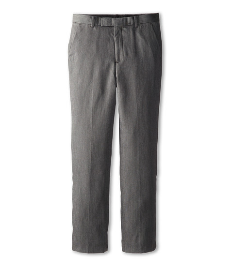 Calvin Klein Kids - CK Pindot Pant (Big Kids) (Light Grey) Boy