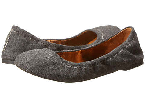 Lucky Brand - Emmie (Grey) Women's Flat Shoes