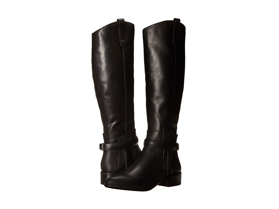 Dolce Vita - Mayden (Black Leather) Women