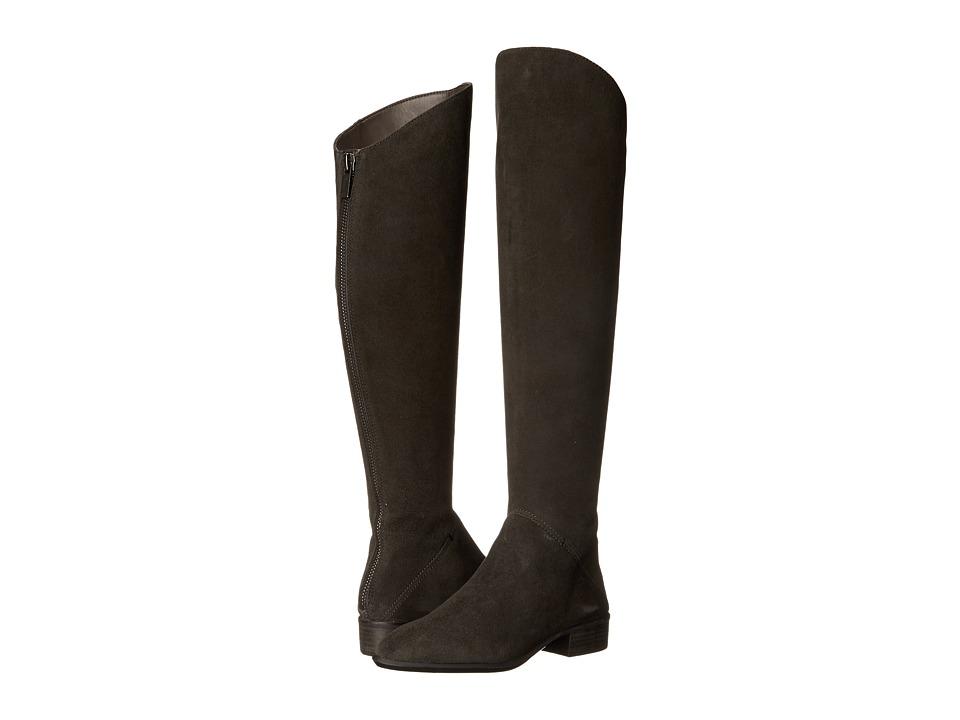 Dolce Vita - Meris (Anthracite Suede) Women's Zip Boots