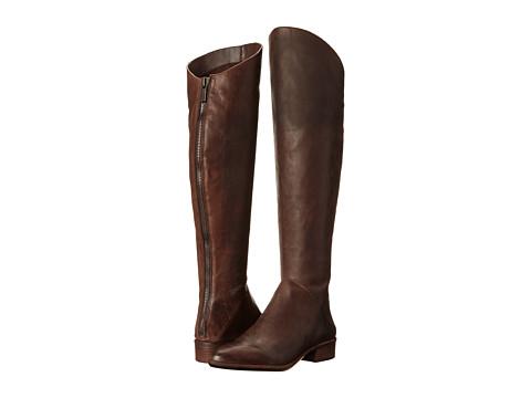 Dolce Vita - Meris (Espresso Leather) Women's Zip Boots