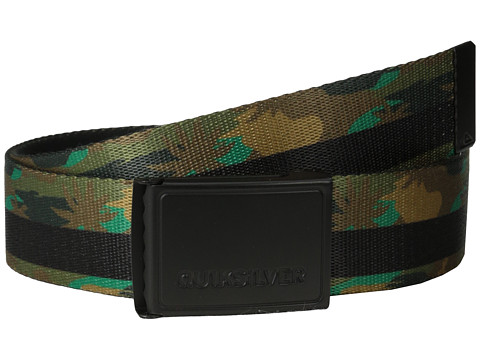 Quiksilver - Badge Belt (Armed) Men's Belts
