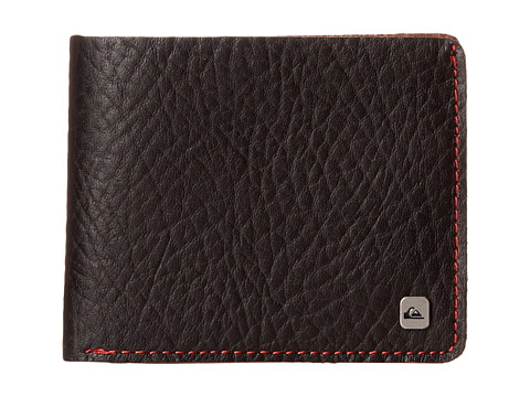 Quiksilver - Flight Wallet (Chocolate) Bill-fold Wallet