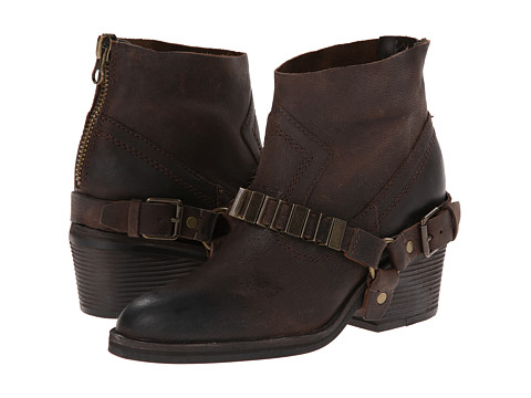 Dolce Vita - Teyla (Espresso Leather) Women