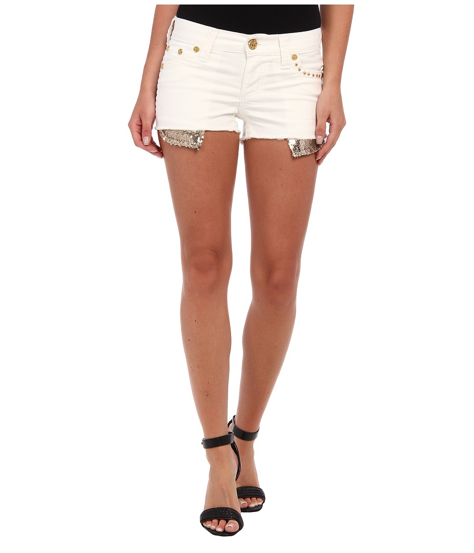 Affliction - Vikki Silent (White) Women's Shorts