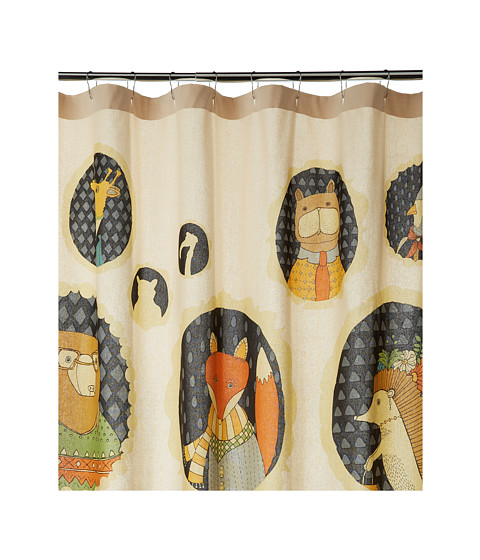 UPC 064180211588 Product Image For Danica Studio Cameo Shower Curtain Multi Bath Towels