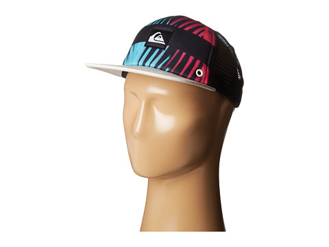 Quiksilver - Boardies Hat (Big Kids) (Neon Pink) Caps