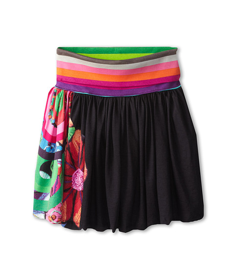Desigual Kids - Atiu Skirt (Little Kids/Big Kids) (Blue Moon) Girl