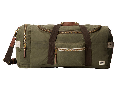 1e1cd10e587 ... UPC 840903029643 product image for Steve Madden Olive Canvas  Overnighter (Olive) Duffel Bags ...