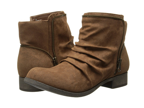 MIA - Billie (Burnt Amber) Women's Pull-on Boots