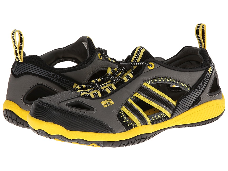 Body Glove - Dynamo Force (Black/Yellow) Men's Shoes