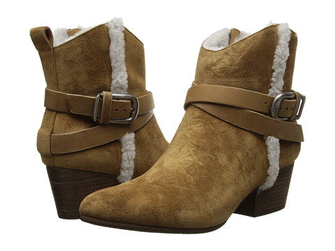 Belle by Sigerson Morrison - Laica (Taupe Suede) Women's Pull-on Boots