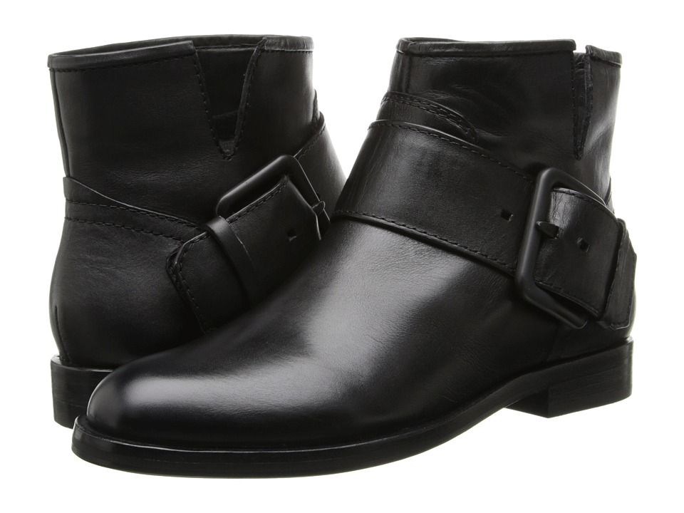 Sigerson Morrison - Suna (Black Leather) Women